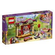 LEGO® Friends 41334 Andreas Bühne im Park, 229 Teile, ab 6 Jahre