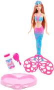 Mattel Barbie Seifenblasen-Meerjungfrau