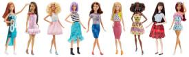Mattel Barbie Fashionistas Sortiment