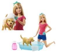 Mattel Barbie Hundebad