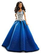 Mattel Barbie  2016 Holiday DOLL schwarz