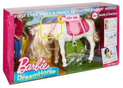 Mattel Barbie Traumpferd und Puppe