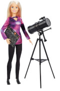 Mattel GDM47 Barbie Astrophysicist Puppe