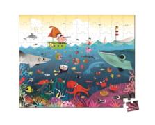 Puzzle Köfferchen - Unterwasserwelt, 10