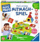 Ravensburger 04498 ministeps® - Mein erstes Mitmach-Spiel
