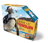 Madd_Capp - Shape Puzzle Junior Pinguin 100 Teile
