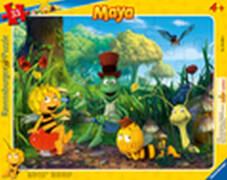 Ravensburger 05086 Puzzle Biene Maja und Freunde 33 Teile