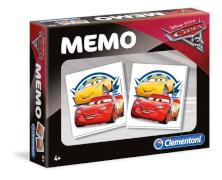 Clementoni Cars 3 - Memo kompakt