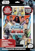 Star Wars Universe Force Attax Starterpack