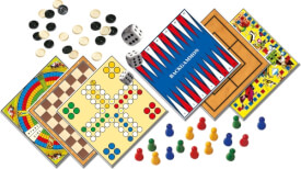 Noris  Spieleklassiker - 100 Spielmöglichkeiten