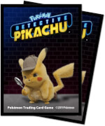 Pokémon Meisterdetektiv Pikachu Protector - Sleeves Pikachu