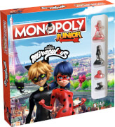 Winning Moves Monopoly Junior - Miraculous