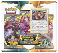 Pokémon Schwert & Schild 03 3Pack Blister