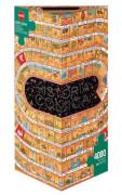 Puzzle Historia Comica 2 Triangular 4000 Teile