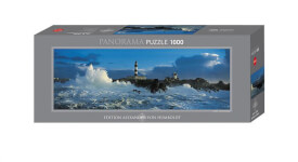 Puzzle Puzzle Lighthouse Panorama 1000 Teile