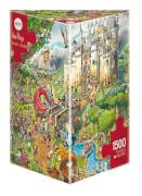 Fairy Tales Triangular 1500 Teile