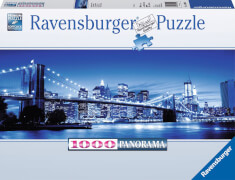 Ravensburger 15050 Puzzle Leuchtendes New York 1000 Teile Panorama