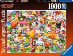 Ravensburger 15984 Puzzle Emoji II 1000 Teile