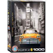 EuroGraphics Puzzle New York City Yellow Cab 1000 Teile