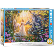 EuroGraphics Puzzle Prinzessinengarten 500 Teile