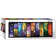 EuroGraphics Puzzle The Solar System 1000 Teile