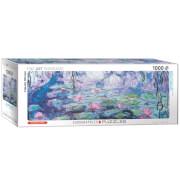 Eurographics Seerosen von Claude Monet