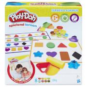 Hasbro B3404100 Play-Doh Erste Farben & Formen, ab 2 Jahren