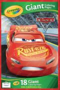 Crayola Cars 3 XXL Ausmalblät