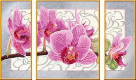 Ravensburger 289691 Malen nach Zahlen Premium: Wilde Orchidee