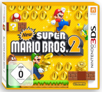 Nintendo 2DS/3DS New Super Mario Bros. 2 USK 0