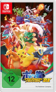 Nintendo Switch Pokémon Tekken DX USK 12