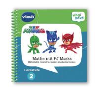 Vtech 80-480104 Lernstufe 2 - Mathe mit PJ Masks