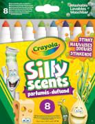 Crayola Silly Scents 8 Stinkende Filzstifte