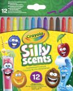 Crayola Silly Scents 12 Duft Twist Wachsmalstifte