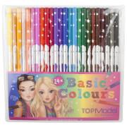 Depesche 6710 TOPModel Buntstift-Set 24 Farben