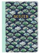 Notizheft DIN A5 - All about green, verschiedene Varianten erhältlich