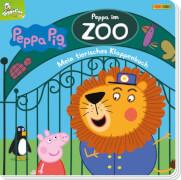 Peppa Pig im Zoo Tierisches Klappenbuch