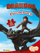 Dragons Puzzlebuch