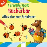 Reimers, Silke: Lernspielspaß mit dem Bücherbär  Alles klar zum Schulstart