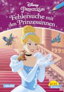 Pixi kreativ 117: Disney Prinzessin - Fehlersuche mit den Prinzessinnen