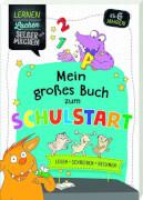 Ravensburger 41609 Mein gr. Buch zum Schulstart - F20