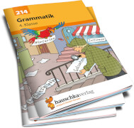 Grammatik 4. Klasse. Ab 9 Jahre.