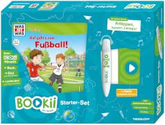 BOOKii® Starterset WAS IST WAS Junior Auf gehtŽs zum Fußball!