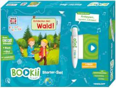 Tessloff BOOKii® Starterset WAS IST WAS Kindergarten Entdecke den Wald!