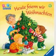 Ravensburger 015474 Heute feiern wir Weihnachten