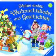 Ravensburger 015481 Erste Weihnachtslieder und Geschichten