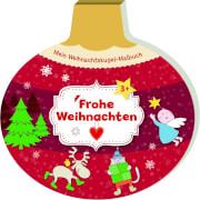 Ravensburger 015498 Weihnachtskugeln (rot)