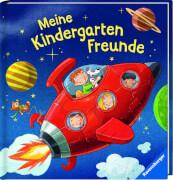 Ravensburger 015733 Kindergarten-Freunde Jungen