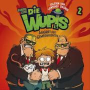 CD Wupis 2: Gemeinagenten