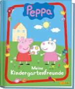 Peppa Pig - Kindergartenfreundebuch